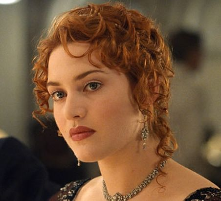 Pin By Amy Brockman On Inspiration Edwardian Hairstyles Kate Winslet Titanic