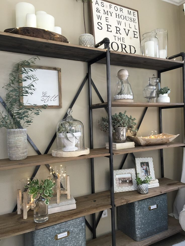 Simplified Shelves | Meaningful Spaces