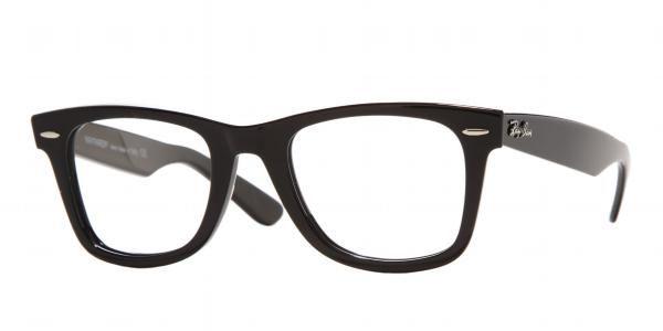 92cf7159a4480 Those are Ray-Bans. Ray Ban Wayfarer Rx Glasses.