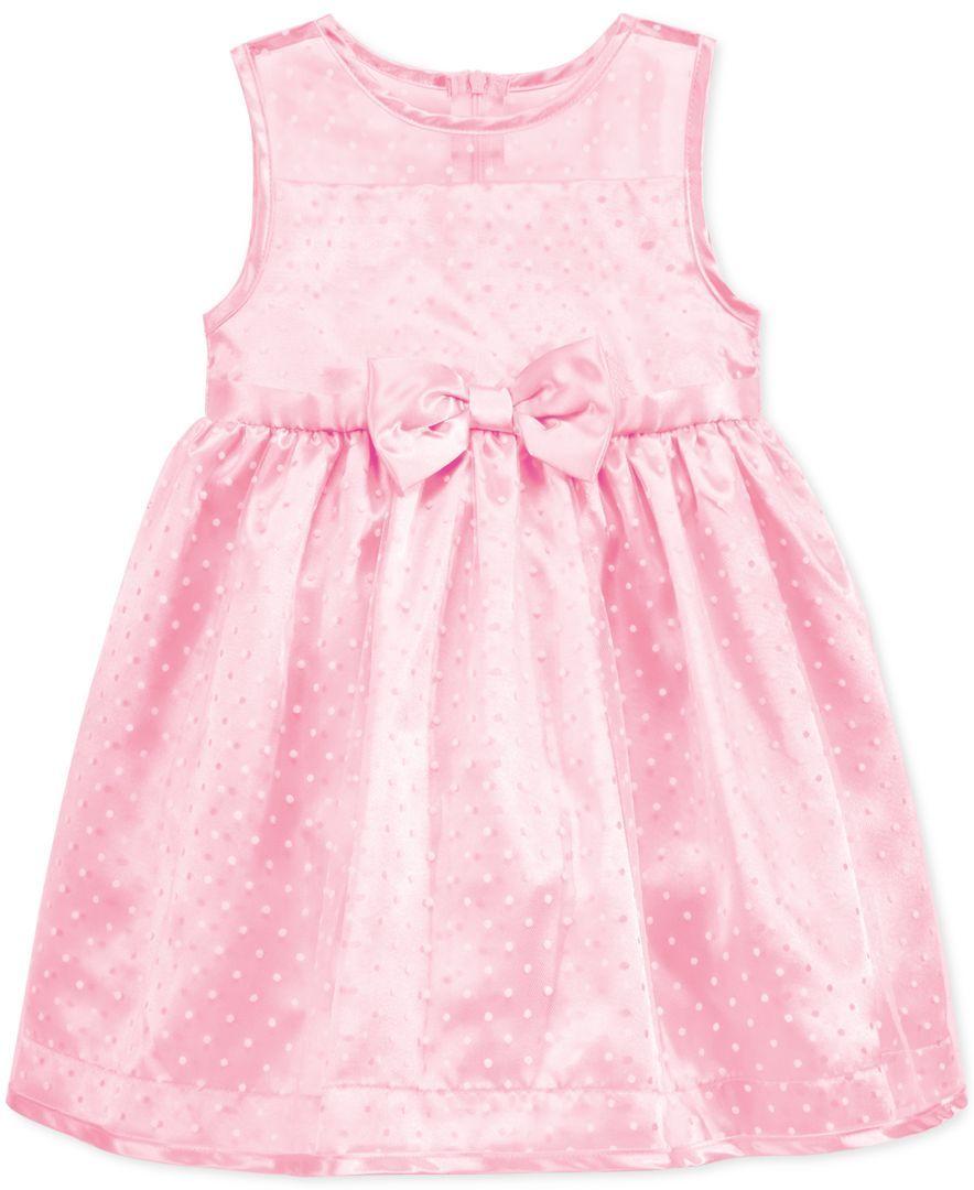 Penelope mack baby girlsu dot party dress vestidos pinterest