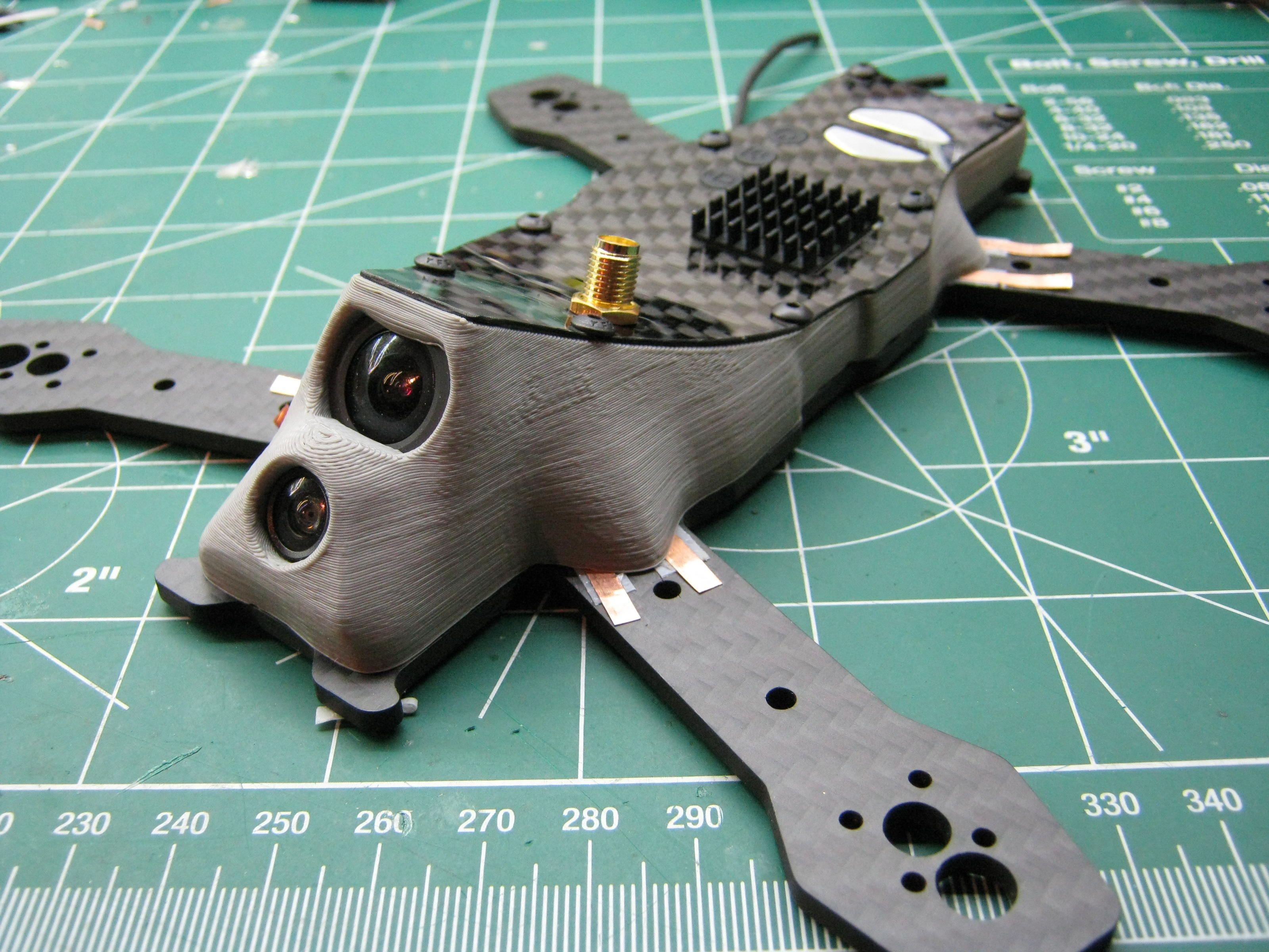 Armatton 180 Custom 3d Print Drohnen Drohne 3d Drucker