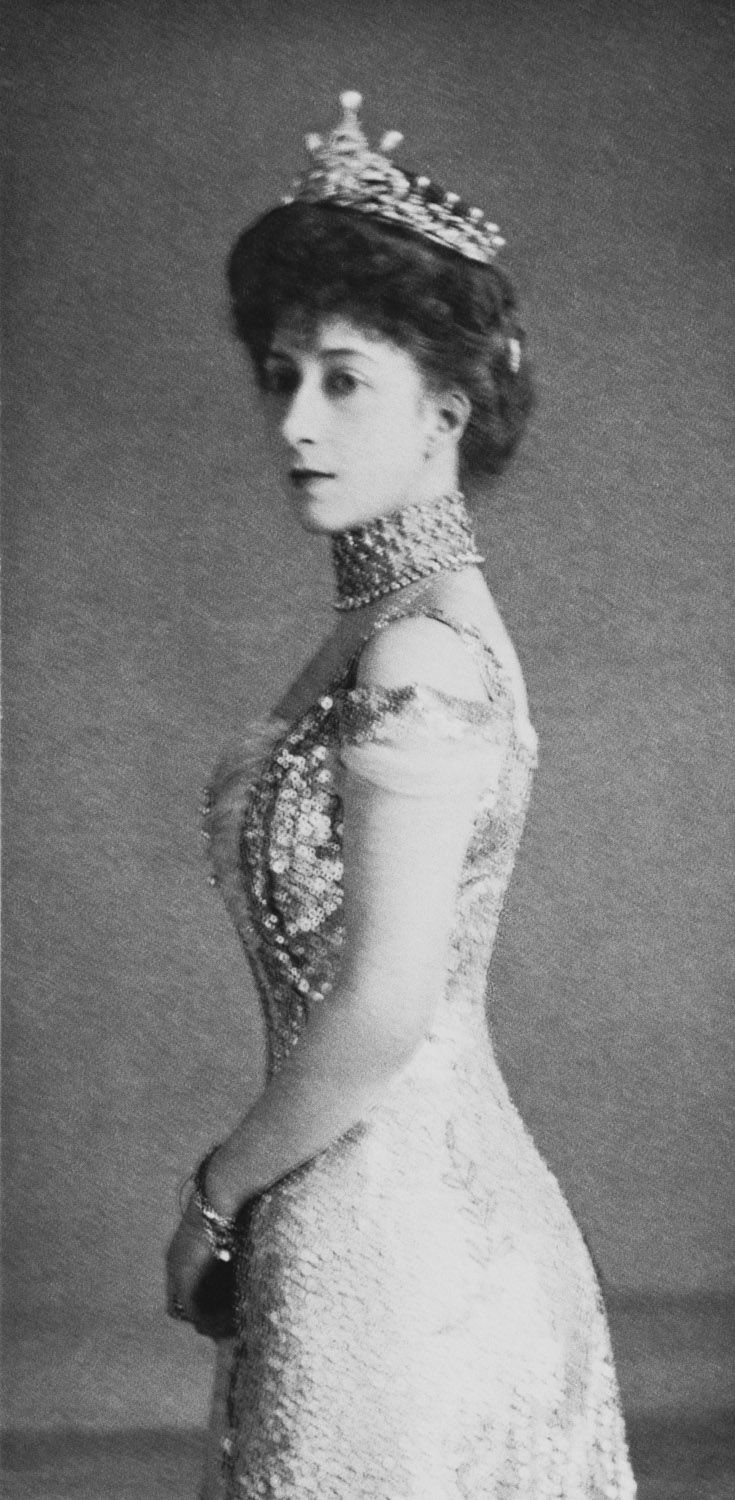 Queen Maud of Norway (1869-1938)