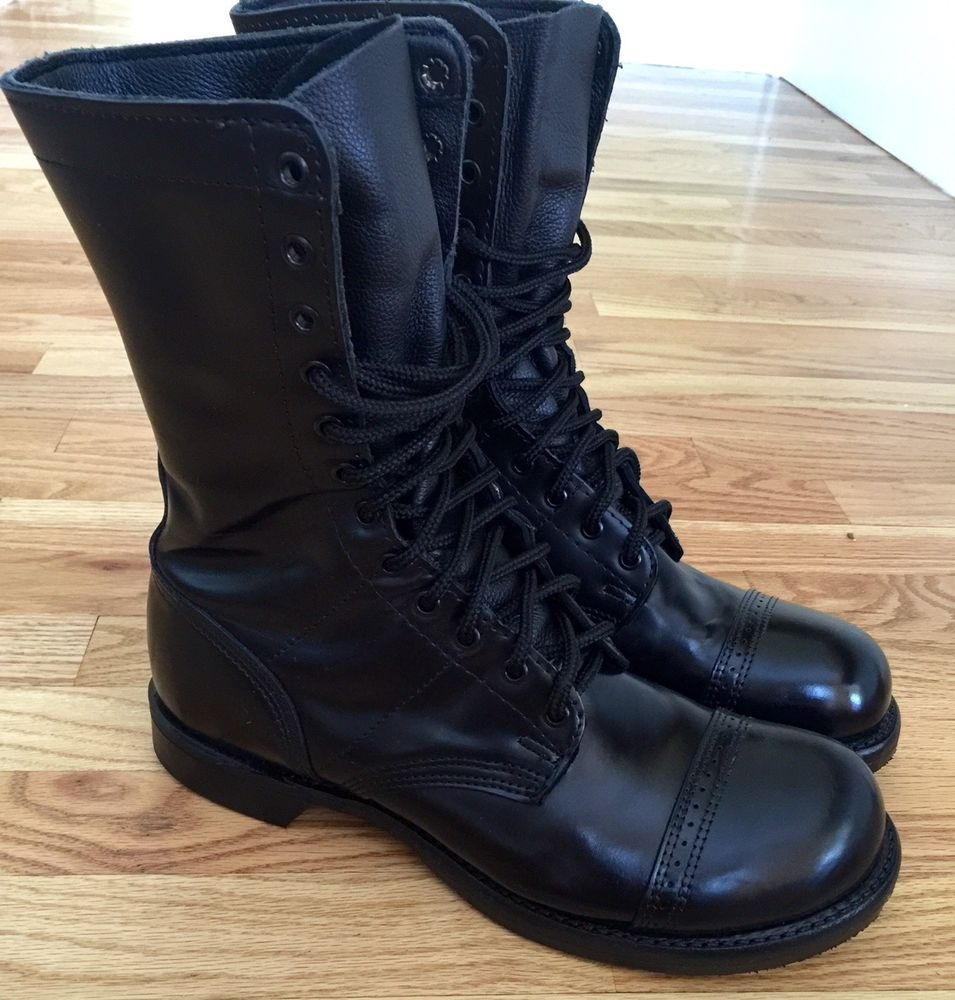 CORCORAN 1500 Jump Boots 10.5 E Wide