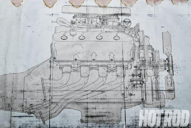 Chrysler 426 hemi blueprint engines memorabilia oddities chrysler 426 hemi blueprint malvernweather Choice Image