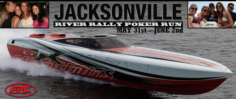 Jacksonville poker run may 31 june 2 2013 florida