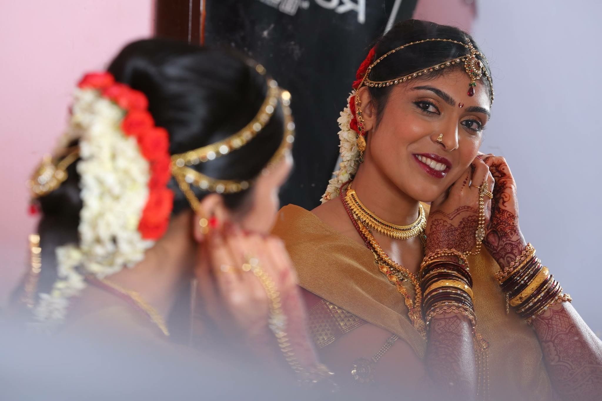 indianbride bollywood southindianbride BridalMakeup bride bridal