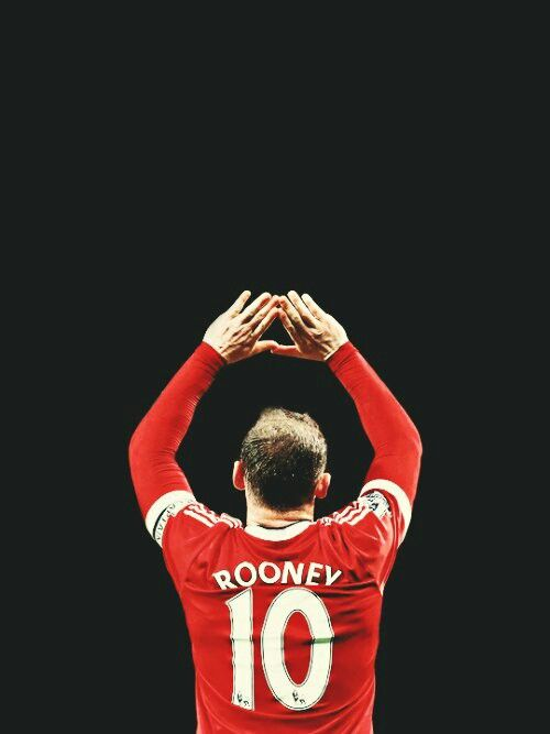 Manchester United S All Time Leading Goal Scorer Wayne Rooney Wayne Rooney Manchester United Best Football Team