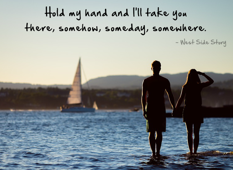 Etonnant Short Love Quotes On Holding Hands For Him And Her. Share These Meaningful  Quotes With Your Boyfriend Or Girlfriend Today!