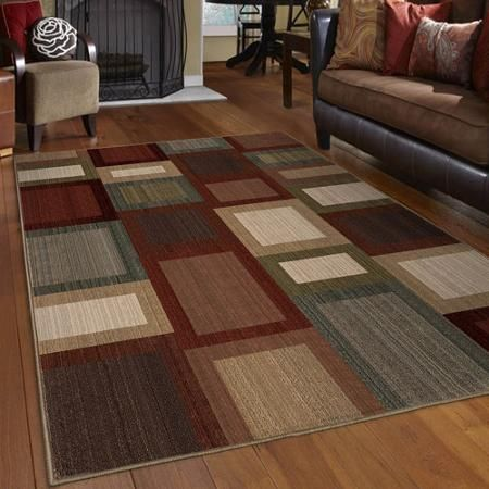 Awesome Road Block Area Rug, Multi Color Nice Look