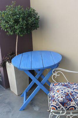 Mesas plegables de colores: Deco Marce Tienda