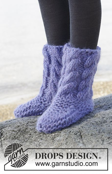 23dce9844 Over 50+ Free Knitting Patterns for Slippers to Keep Your Feet Toasty!