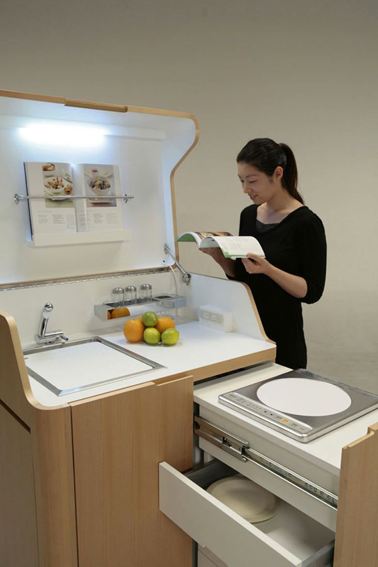 kenchikukagu foldable rooms interiors and room