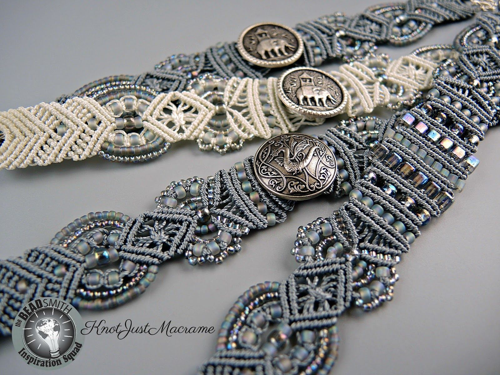 A blog by sherri stokey about handmade jewelry designs using micro