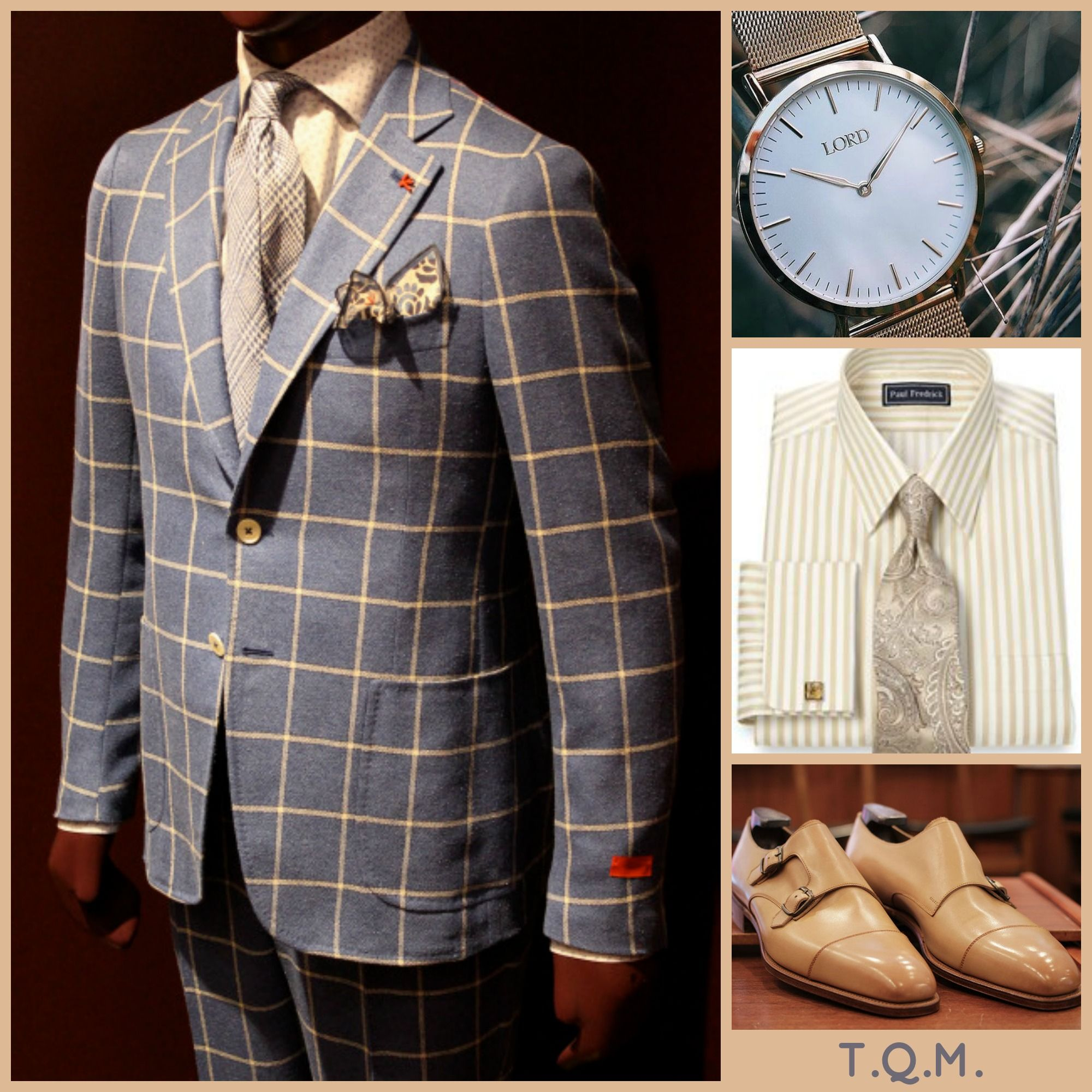 Sunday Special Occasion Style Isaia Suit Lord Watch Paul Fredrick Shirt Tie Option Alfred Sargent Shoes Mens Outfits Well Dressed Men Suits