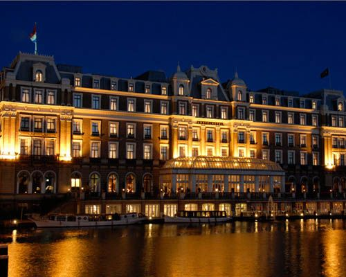 The Amstel Hotel Amsterdam Holland I Ve Stayed Here Have Been