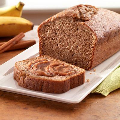 Cinnamon Butter Recipes Cinnamon Banana Bread Cinnamon Bread Food