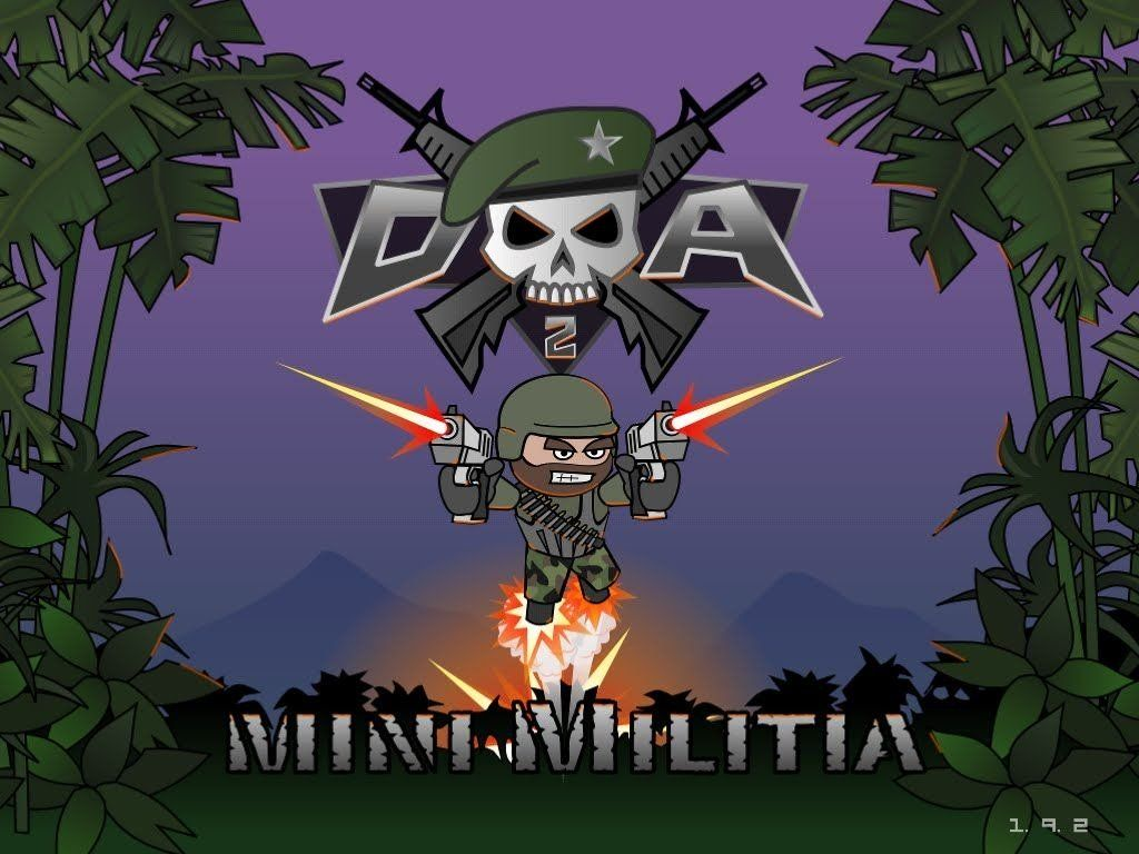 Mini Militia Doodle Army 2 Online Multiplayer Combat Offline Games Game Download Free Download Games