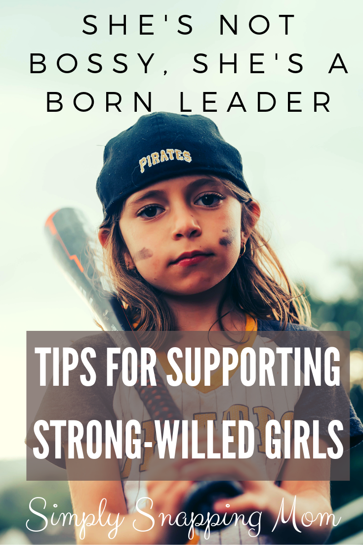 Support Strong-Willed Kids