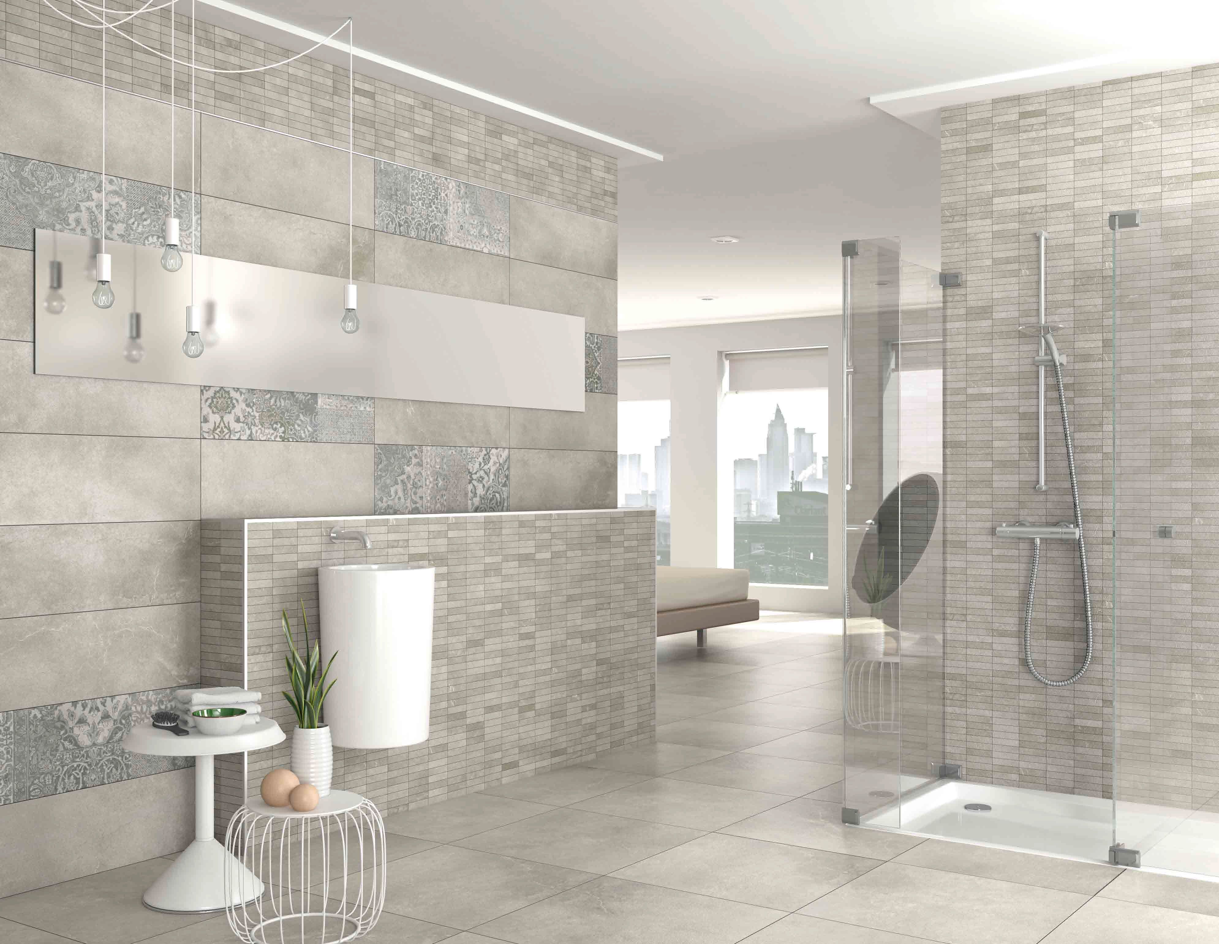 Carrelage Mural Salle De Bain Frazzi ~  pingl par eugenio medeiros sur shower room pinterest
