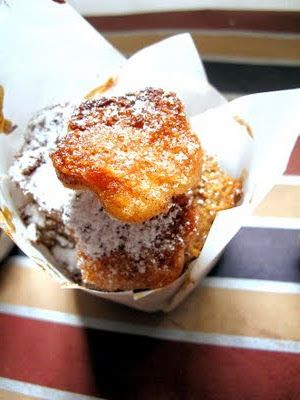Foodiva's Kitchen: Bread Pudding-On-The-Go: Hot Buttered Molasses Bread Pudding Muffins