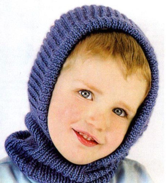 Плетени игли за детски шалове за момичета. Шал с монтажа ...