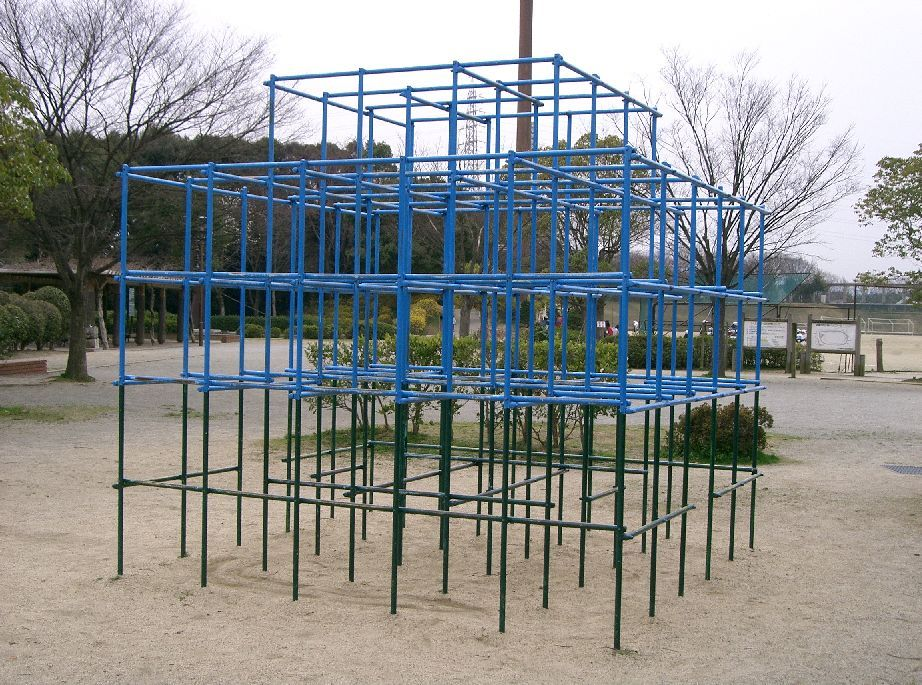 Monkey Bars Talk About Old School Playground Equipment