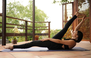 4 yoga poses to ease menstrual cramps  yoga for