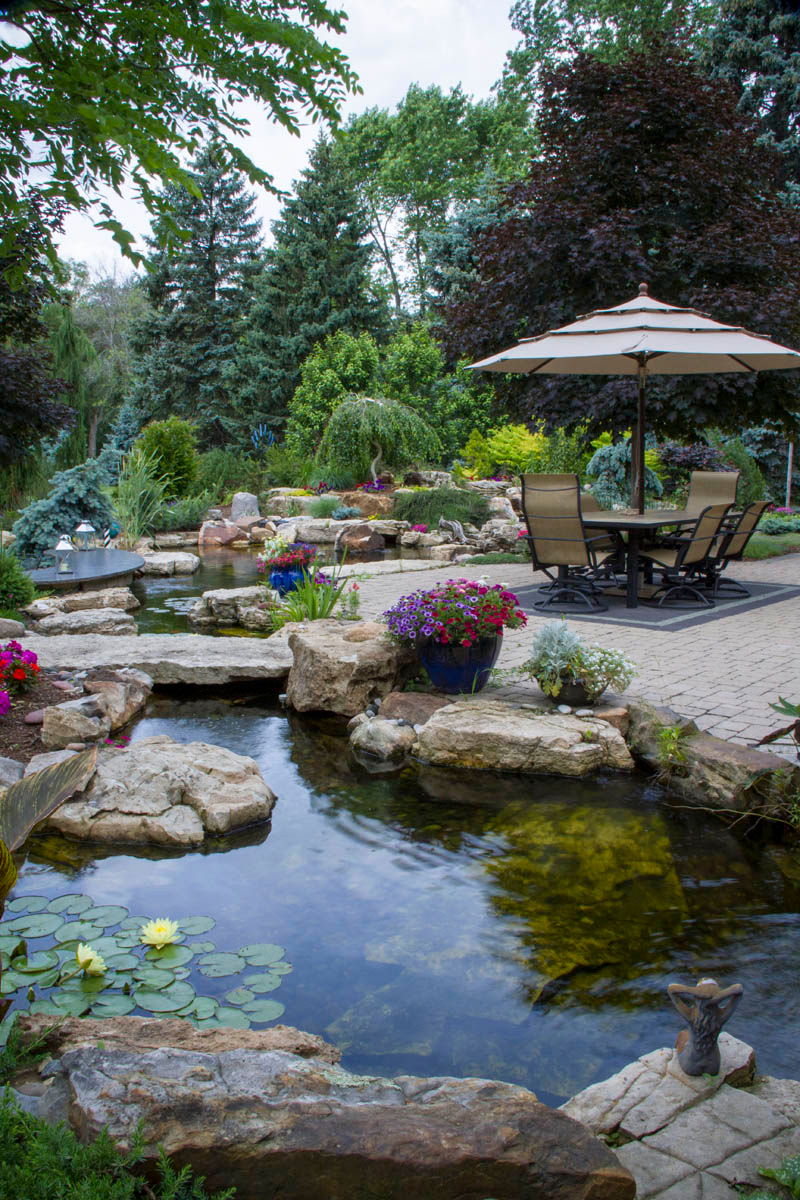 The Ultimate Backyard Oasis | Aquascape, Inc.