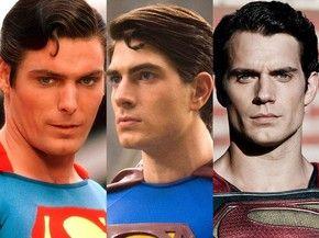 Christopher Reeve Em Superman Brandon Routh