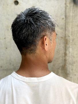 2019年秋 メンズ ベリーショートの髪型 ヘアアレンジ 人気順 42