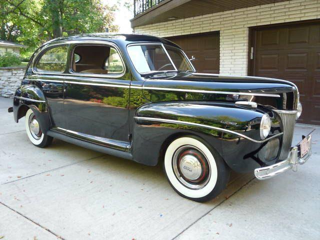 1941 ford super deluxe tudor sedan dream cars for 1941 ford super deluxe 4 door sedan
