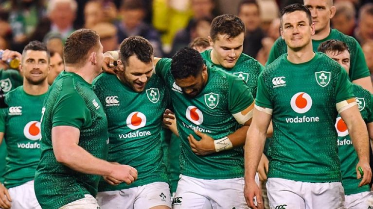 Ireland Rugby Six Nations 2020 How to Watch & Schedule