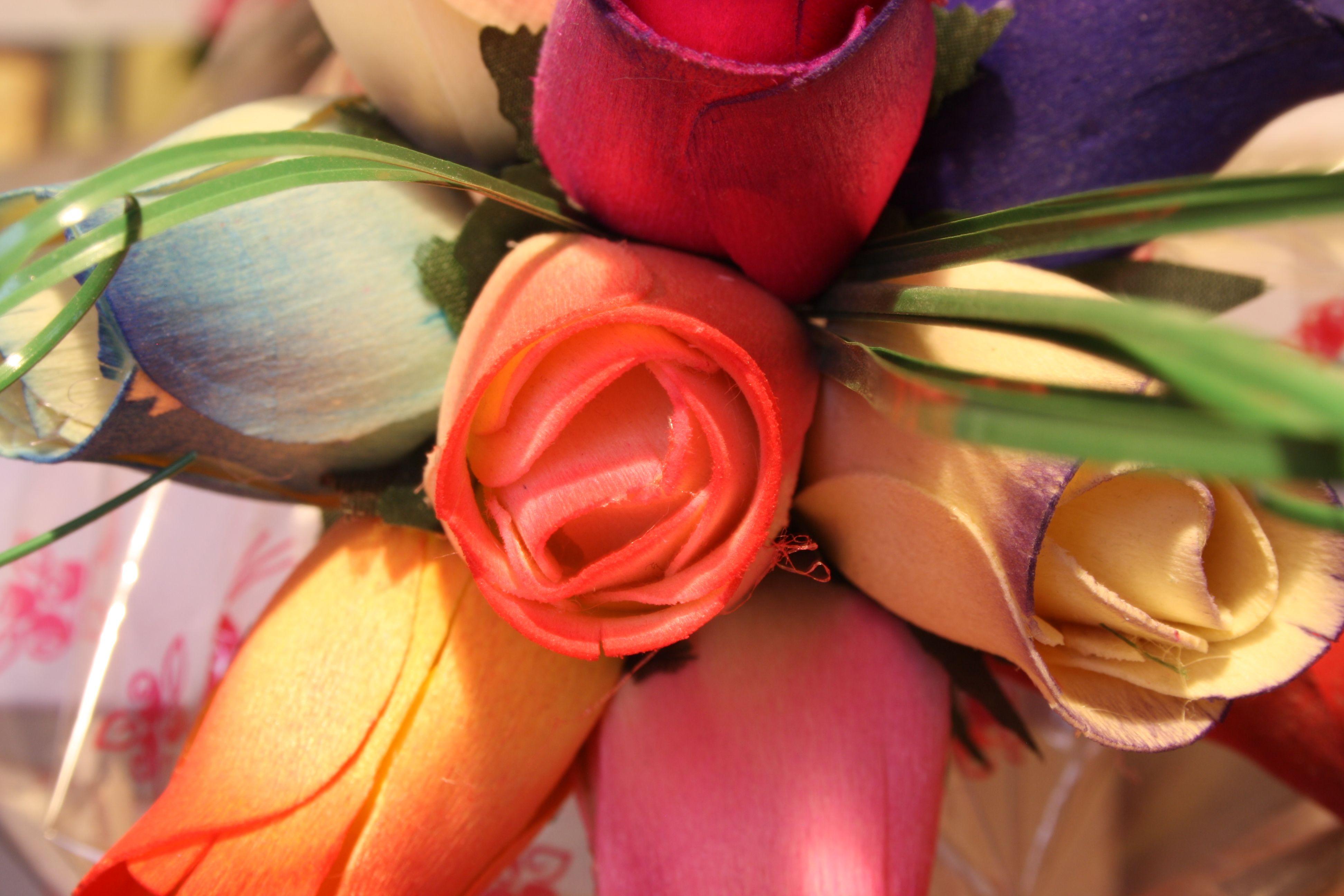 Flors de fusta