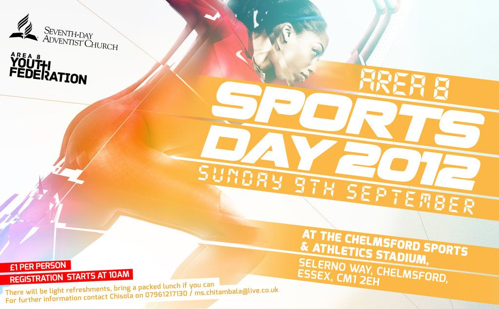 sports day poster template - area 8 sports day 2012 poster by jdadesigns design
