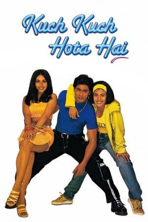 Kuch Kuch Hota Hai - Und ganz plötzlich ist es Liebe 1998 ...