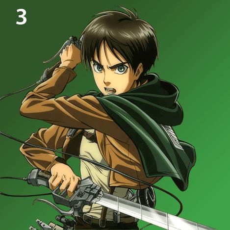 Attack On Titan Online Anime Ovas Películas Y Más Grisha Jaeger Temporada 3 Titan Blindado