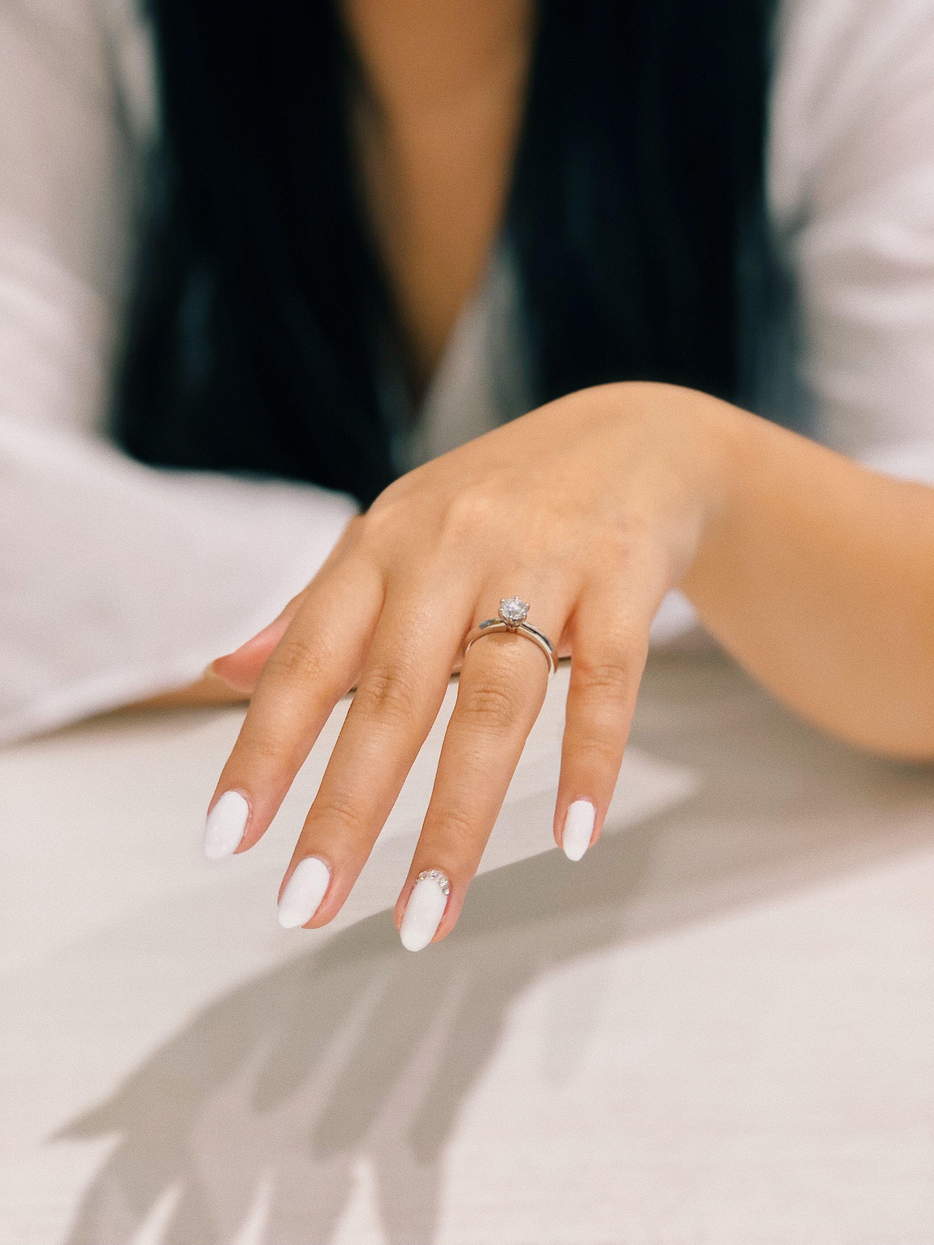 Pin On Diamond Engagement Halo Ring