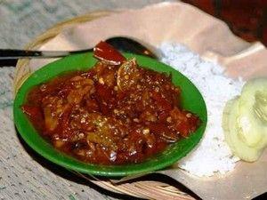 Resep Sambal Mercon Pedas Mantap Resep Masakan Nusantara Resep Masakan Resep Masakan Indonesia Makanan