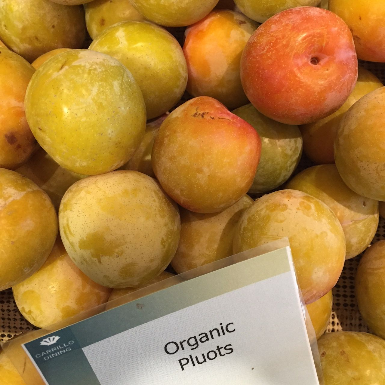 Seasonal organic fruit is a staple at UCSB. #coolschool #climate