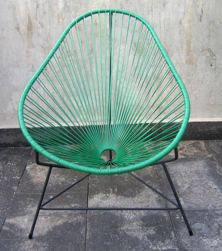 Carlos Ocho Presents The Acapulco Chair