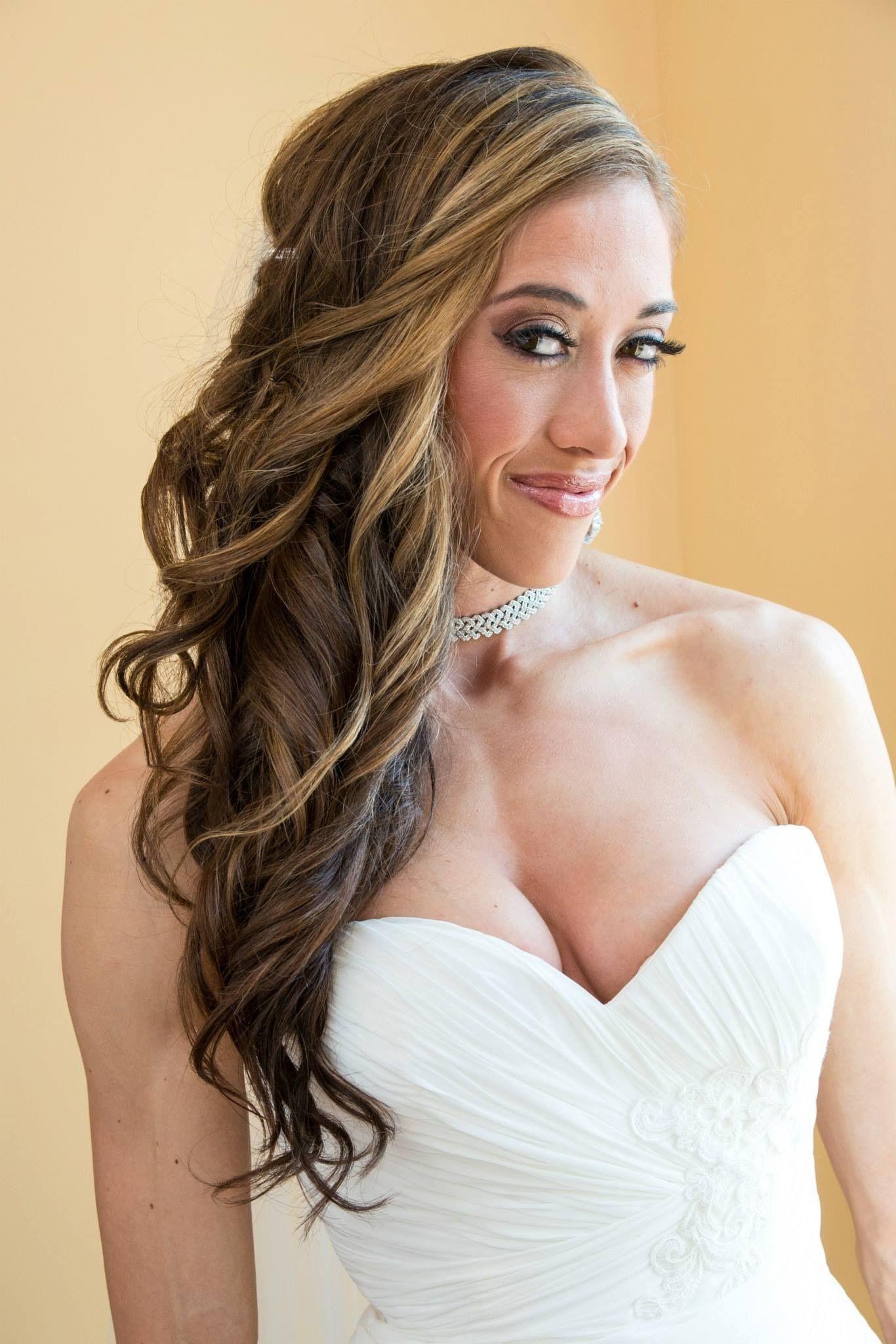 Wedding hair u makeup my pink u black wedding pinterest hair