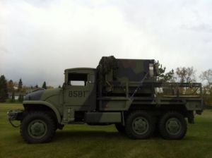 Military Vehicles For Sale Canada >> Military Army Truck Gmc 6x6 M135 2 1 2 Ton Edmonton Collector