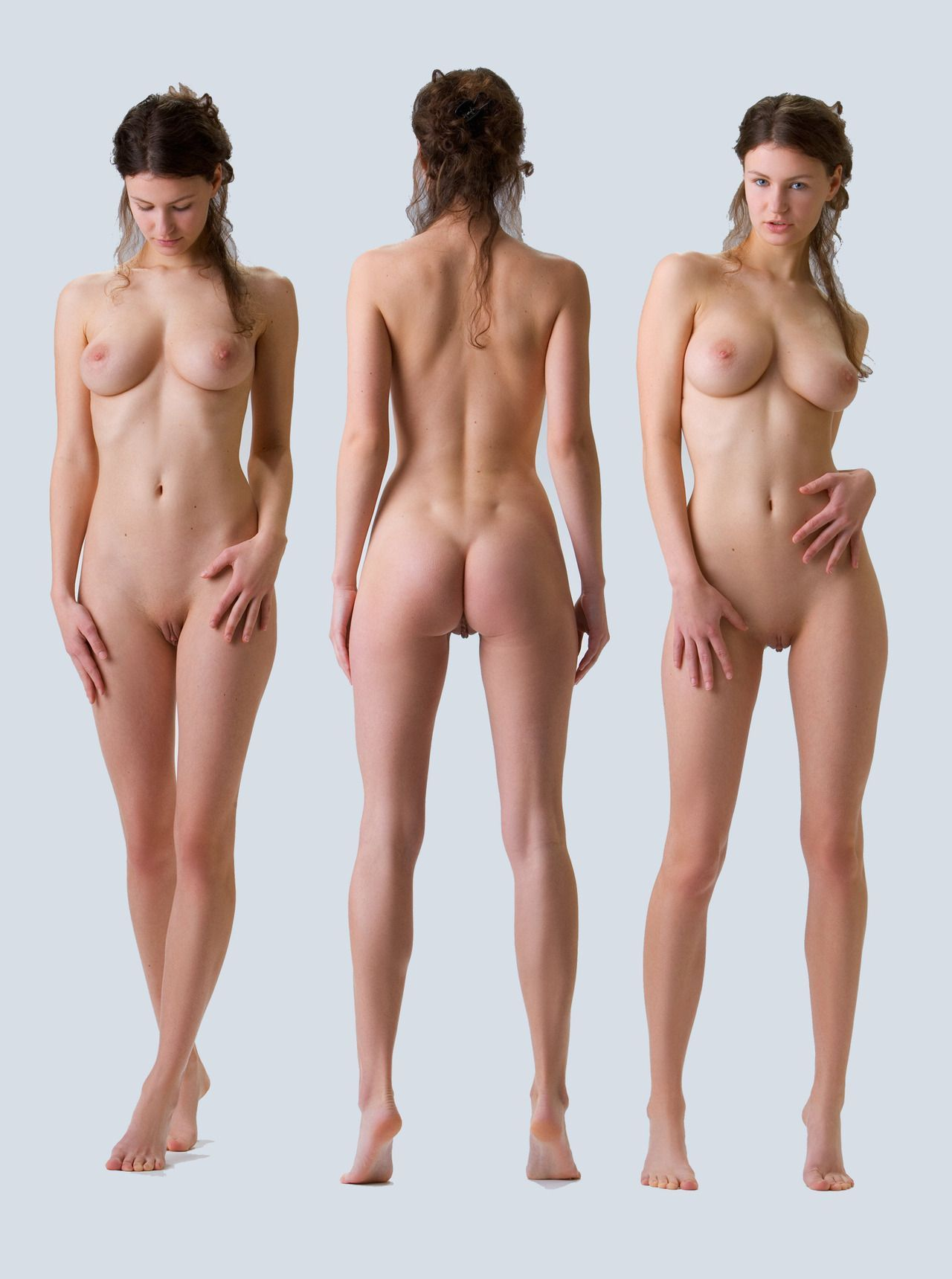 Naked 3d real women cartoon comics