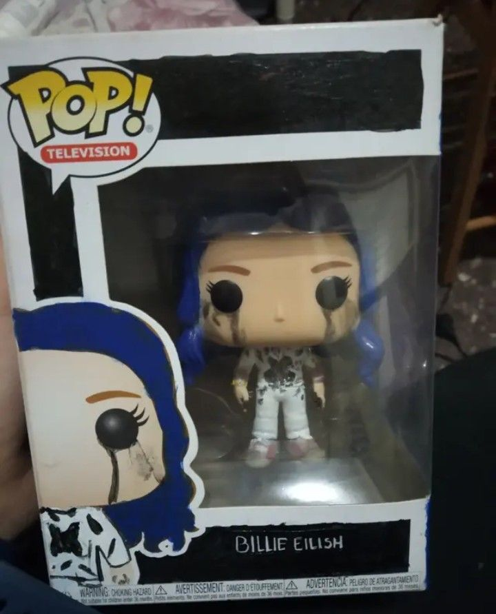 La Quiero Billie Eilish Dibujos De Famosos Billie