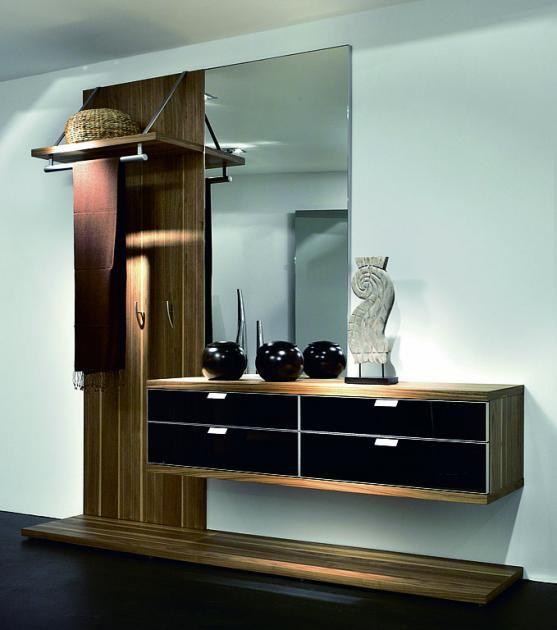 Garderoben Aus Holz Metall Mit Sitzbank Modernes Mobeldesign