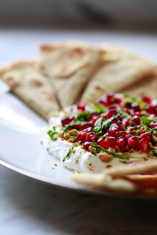 Labneh Dip Recipe Dip recipes, Food recipes, Clean
