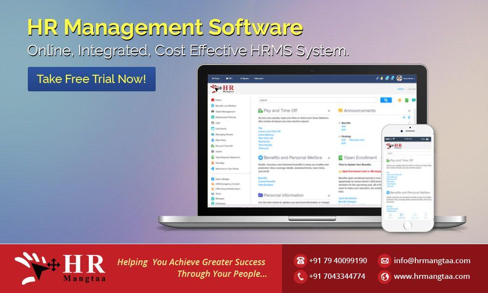 HRMangtaa Payroll software, Hr management, Hrms