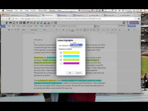 Read and Write for Google Digital Texts & Tools