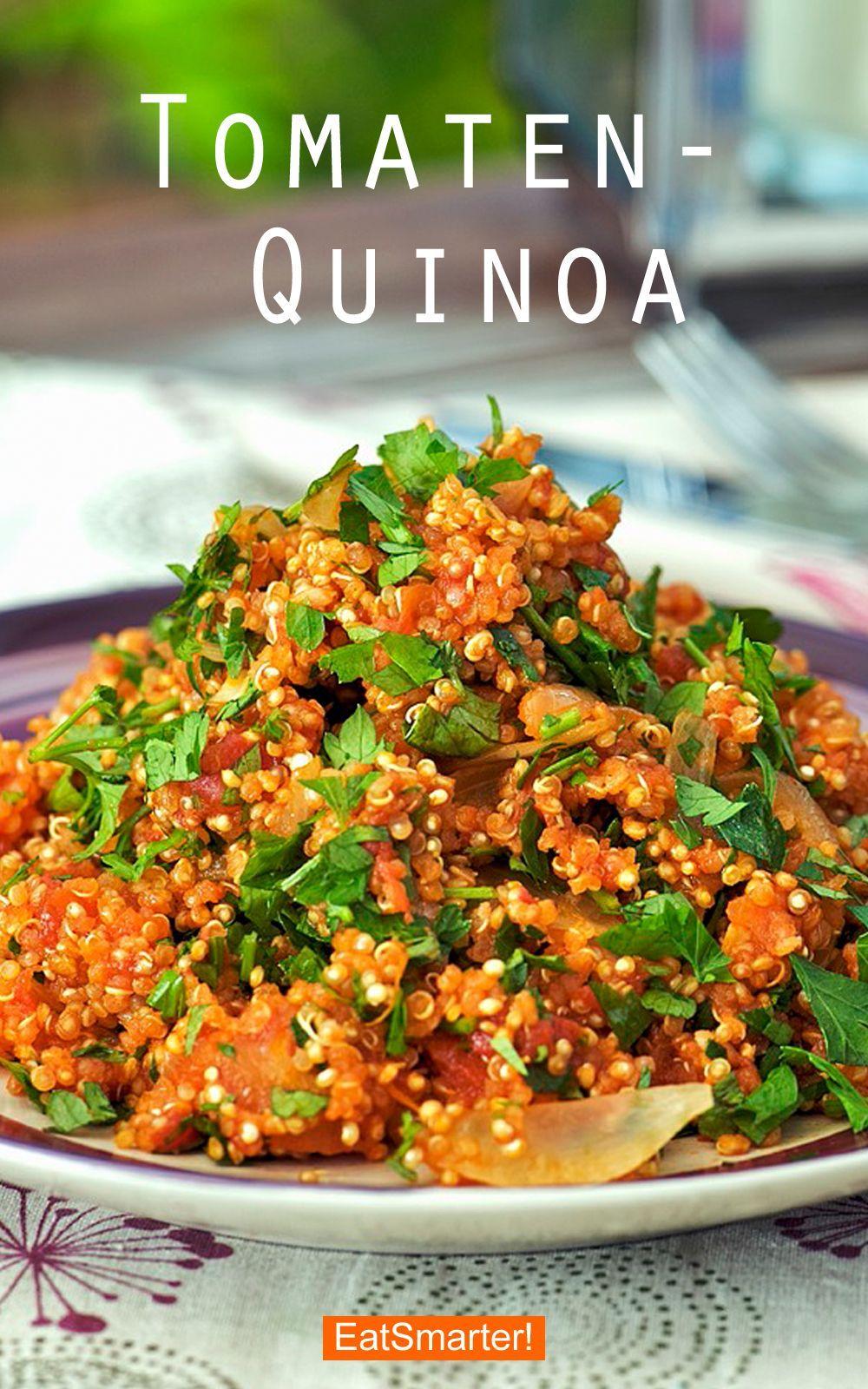 Tomato Quinoa -  Perfect for the office: tomato quinoa |   -