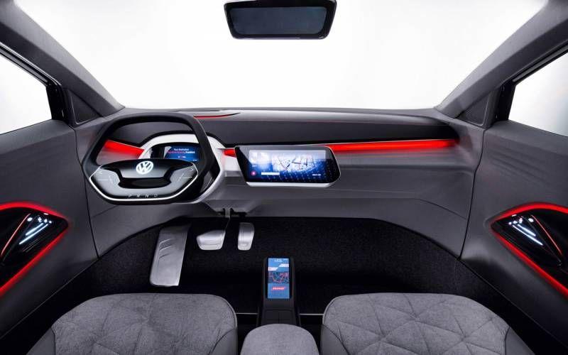 Volkswagen Id Crozz Ev 2020 Suv Drive In 2020 Volkswagen Vw Volkswagen Electric Cars